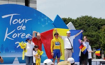 Românul Serghei Țvetcov a câștigat Turul Ciclist al Coreei de Sud