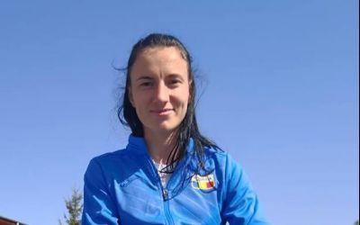Exclusiv / Interviu cu Andreea Panțuroiu, multiplă campioană națională la triplusalt: Esența este munca