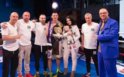 VIDEO / Pugilistul român Flavius Biea a câștigat un nou meci la profesioniști