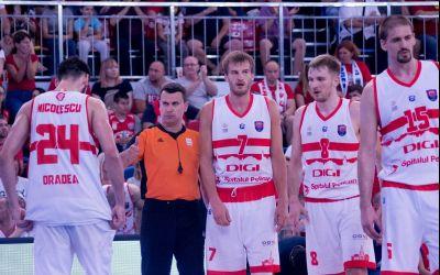 CSM Oradea a trecut de Steaua București, în primul meci al finalei Ligii Naționale