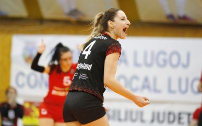 Andrea Lakovic și Diana Balintoni s-au despărțit de UVT Agroland Timișoara