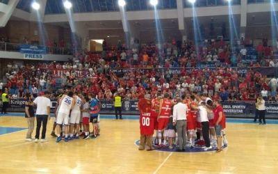 Steaua a egalat-o pe CSM Oradea în finala Ligii Naționale de baschet masculin