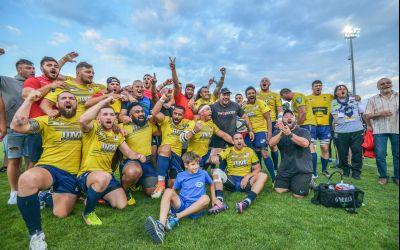 Timișoara Saracens va juca în a doua competiție europeană de rugby