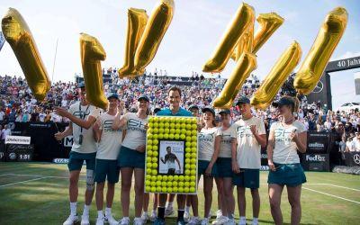 Roger Federer este din nou lider mondial