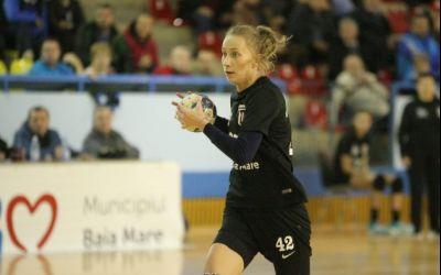 Elena Avdekova renunță la Minaur Baia Mare pentru campionatul Ungariei