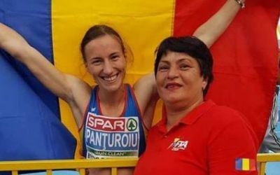 Andreea Panţuroiu, medalie de aur la Concursul Internaţional de la Montreuil