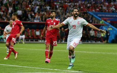 Spania a reușit să obțină cele trei puncte în meciul cu Iran, însă prestația ibericilor a dezamăgit