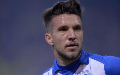 Alexandru Băluță a semnat cu Slavia Praga, anunță CSU Craiova