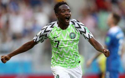 Nigeria învinge Islanda și se va duela cu Argentina pentru un loc în optimi