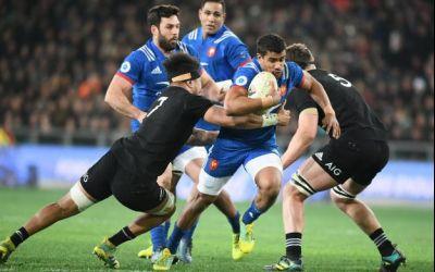 Noua Zeelandă a surclasat Franța în trei meciuri test
