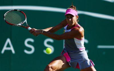 Mihaela Buzărnescu, învinsă în semifinale la Birmingham de Petra Kvitova