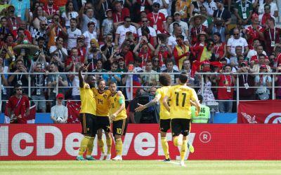 Ofensiva Belgiei s-a distrat și cu Tunisia la Cupa Mondială