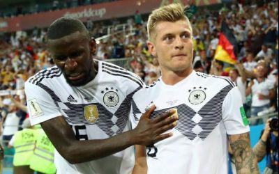 Tooor ! În inferioritate numerică, Germania învinge Suedia la ultima fază