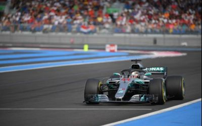Formula 1: Hamilton a câștigat MP al Franței și este noul lider la general