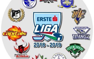 Trei echipe din România vor juca în Erste Liga la hochei pe gheață