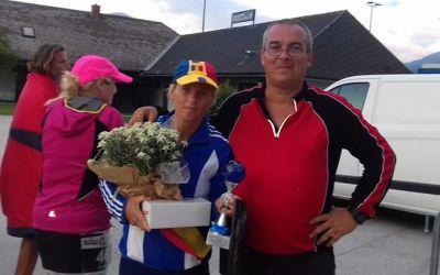 Mariana Nenu a câștigat concursul internațional de alergare 24h Lauf in Irdning