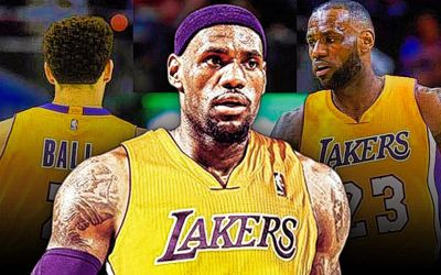 LeBron James a semnat cu Los Angeles Lakers