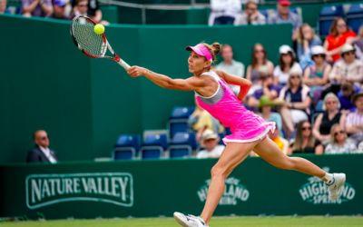 Mihaela Buzărnescu s-a calificat în turul al treilea la Wimbledon. Cîrstea, eliminată