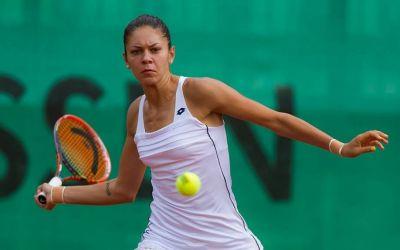 Primul succes de la revenire. Andreea Mitu a câștigat turneul futures de la Focșani