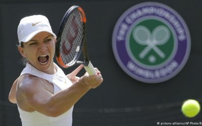 Simona Halep eliminată de la Wimbledon după un meci pe care l-a avut în mână