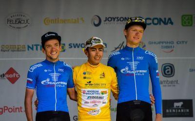 Ivan Ramiro Sosa Cuervo a câștigat Turul Sibiului