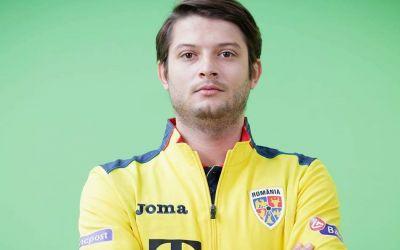 Exclusiv. Interviu cu Toma Vasilescu, fizioterapeut la echipa națională de fotbal a României