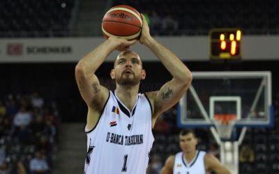 Vlad Moldoveanu se întoarce la U-BT Cluj