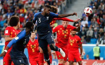 Franța este prima finalistă de la Cupa Mondială