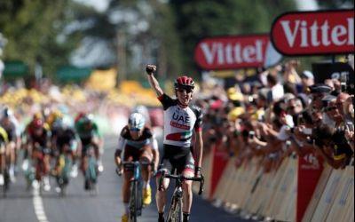 Turul Franței:  Dan Martin, câștigător de etapă. Lider general neschimbat