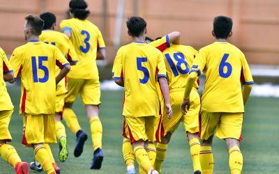 FRF lansează Liga Elitelor pentru categoria de vârstă sub 15 ani
