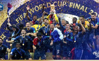 Franța, noua regină a lumii. Victorie într-o finală cu șase goluri