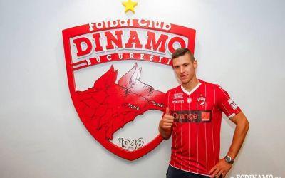 Pintilii și-a prelungit contractul cu FCSB. Dinamo l-a cooptat pe Gomelt