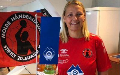 Helle Thomsen este noua antrenoare a lui Molde