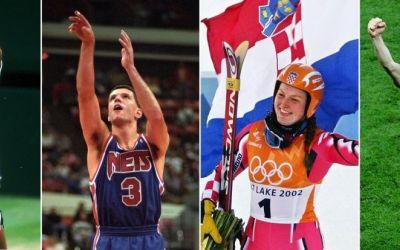 Croația, o națiune sportivă. Câteva remarci despre o țară care iubește medaliile