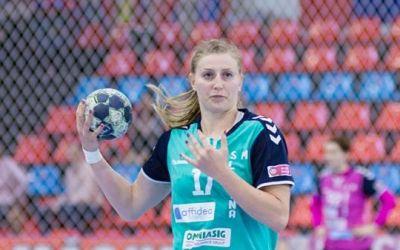 Exclusiv. Interviu cu handbalista Alexandra Andrei (CSM Slatina): Campionatul începe de la locul al doilea în jos