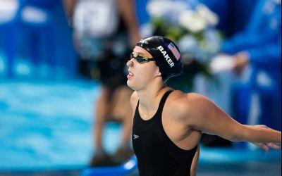Record mondial la 100 m spate feminin, realizat de Kathleen Baker