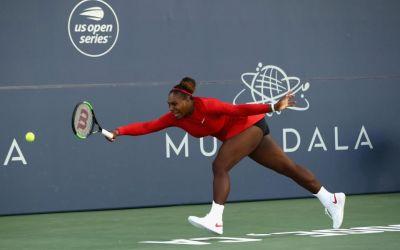 Serena Williams a câștigat un singur game în fața Johannei Konta