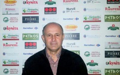 HCM Râmnicu Vâlcea trece sub tutela primăriei, iar noul președinte este un fost fotbalist