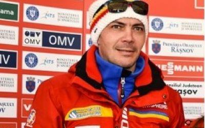 Antrenorul brașovean Magdo Csaba, cooptat în lotul Chinei de sărituri cu schiurile