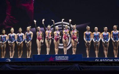 Gimnastele Rusiei au câștigat proba pe echipe de la Europene