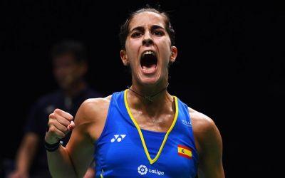 Carolina Marin a intrat în istoria badmintonului