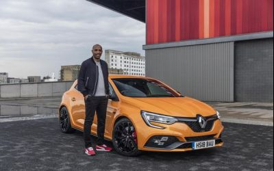 Thierry Henry devine ambasador Renault