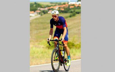 VIDEO / Daniel Crista a câștigat prologul Turului ciclist al Ținutului Secuiesc