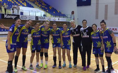 Corona Brașov promite o altă abordare în noul sezon, după ce a învins Măgura Cisnădie într-un amical