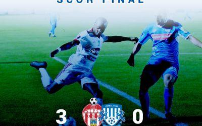 Victorii pentru Concordia și Sepsi în etapa a patra din Liga 1