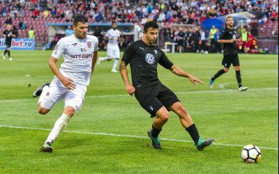 CFR Cluj s-a impus pe final la Voluntari