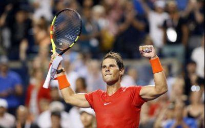 Rafael Nadal, campion la Toronto, se distanțează în clasamentul ATP