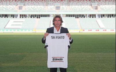 Ricardo Sa Pinto, numit antrenor la Legia Varșovia