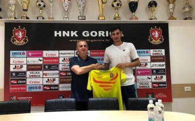 Portarul Laurențiu Brănescu va juca în Croația, la Gorica