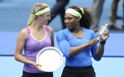 Serena Williams și Victoria Azarenka, eliminate în turul secund la Cincinnati